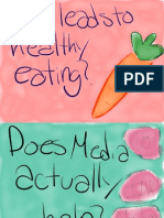 Media and Healthy Eating