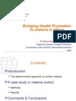 Houeto Malaria HP