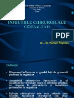 03 - Infectiile Chirurgicale - Generalitati