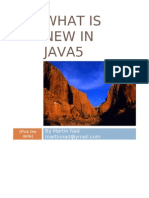 What is New in Java5