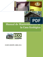 2014-0408 Manual Mantenimiento Casa Ecologica