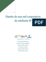 CNM1 Diseño de una red corporativa de telefonía IP