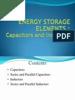 Energy Storage Elements