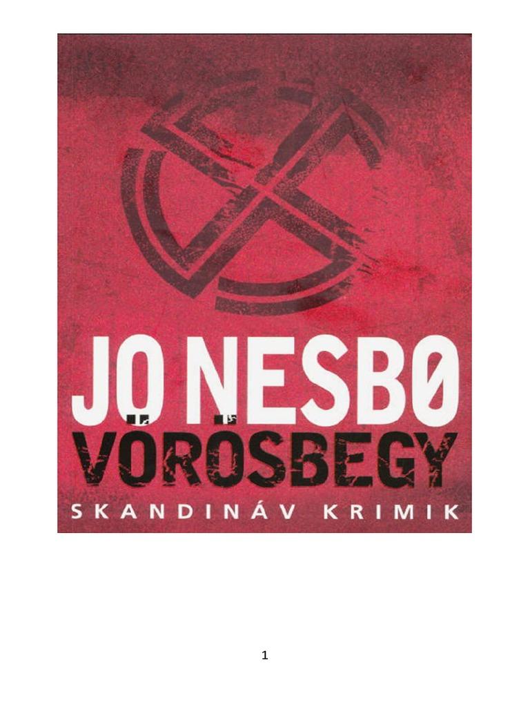 Jo Nesbo - Vörösbegy 80c53644b6