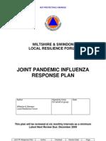001. Lrf Influenza Pandemic Plan v3.6