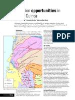 Guinea Geology