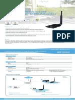 Netis WF2505 Datasheet V1.0