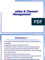 D. Channel Management