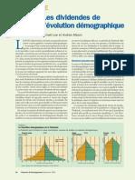 dividende démographique basics