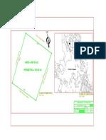 Plano perimetral Tipón