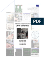 Industrial Power Corruptor User Manual 1.00 Rev
