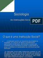 Inst Social