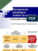 Aula Unidade 2 Continuação - Prof.ª Adriana Bortolon Carvalho Cardoso
