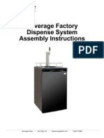Dispense System Assembly Instructions 2