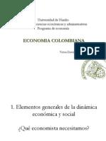 Economia colombiana_crecimiento económico
