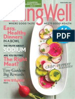 EatingWell March April 2014