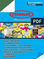 Catalogo Ferrolux - Electropuerto