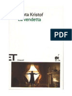 La Vendetta - Agota Kristof (1)
