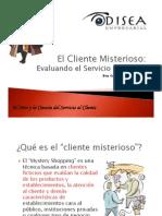El Cliente Misterioso (1)