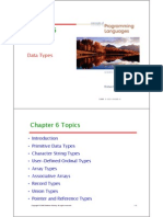 Chapter 6 - Data T