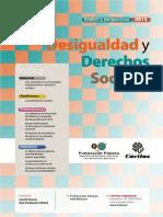 Desigualdad y derechos sociales. Versión digital