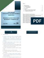 Informe Macroeconómico N 29_Abril 2014docx