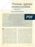 Placer, Trabajo Iglesia e Homosexualidad