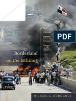 Borderland on the Isthmus by Michael E. Donoghue