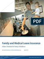 Family and Medical Leave Insurance