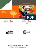 Estudio de mercado de hortalizas en Paraguay