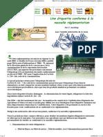 Apiculture - Une étiquette conforme à la nouvelle réglementation