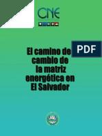 Documento Camino Del Cambio Cne-dic2013-Ene2014