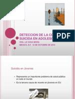 Deteccion de La Conducta Suicida en Adolescentes2010