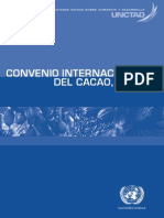 Cocoa Agreement 2010 - Spanish - ICCO