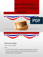 election powerpoint- asa