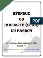 Chapitre 4 - Etendue Ou Immensite (Si_ah) Du Pardon