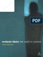Meira Likierman - Melanie Klein Her Work in Context