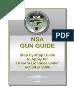 NSA Complete Gun Guide Aug 2007
