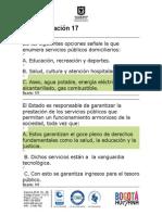 Autoevaluación 17 - 19
