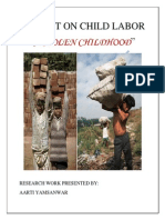 Project on Child Labour