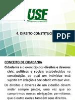 4. DIREITO CONSTITUCIONAL