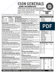 2014 Game Notes 4-10