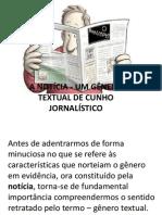 Gênero Textual_Notícia