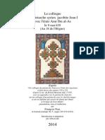 Colloque du patriarche jacobite Jean avec Amr ibn al-As.pdf