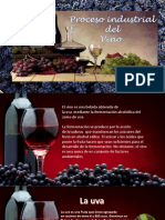 Proceso Del Vino