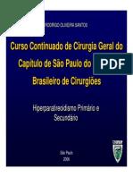 Hiperparatireoidismo Primario e Secundario