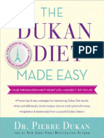 The Dukan Diet Made Easy by Pierre Dukan - Excerpt