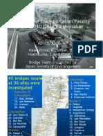 Bridge Damage JSCE Team