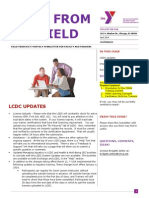 News From the Field April 2014