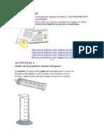 Model cineticocorpuscular de la matèria